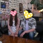 諏訪市のK君41才、Sちゃん33才、ご成婚です!