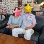 72才(男性)と62才(女性) ご成婚おめでとうございます