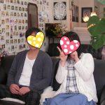 茅野市35才男性と岡谷市29才女性。ご成婚です