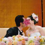 結婚式のお写真、ありがとう!